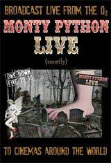 Monty Python Live (mostly) Large Poster