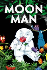 Moon Man Large Poster