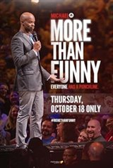 More Than Funny: Everybody Has A Punchline Movie Poster
