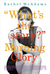 Morning Glory Large Poster