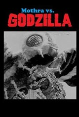 Mothra vs. Godzilla Movie Poster