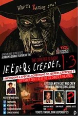 Moviedude18 presents Jeepers Creepers 1 & 3 Movie Poster