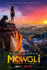 Mowgli: Legend of the Jungle (Netflix) Movie Poster