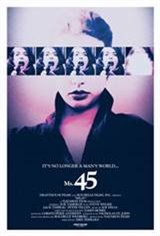 Ms. 45 Movie Poster