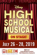 MTKC - High School Musical Movie Poster