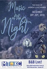 """MTKC """"Music of the Night"""" Large Poster"""