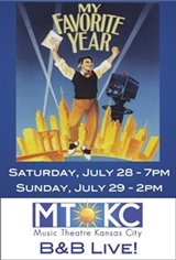 MTKC - My Favorite Year Movie Poster