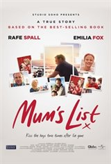 Mum's List Movie Poster