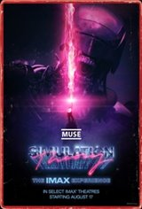 Muse: Simulation Theory - The IMAX Experience Large Poster