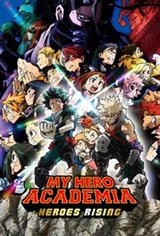 My Hero Academia: Heroes Rising Movie Poster