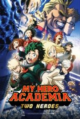 My Hero Academia: Two Heroes Large Poster