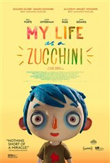 My Life as a Zucchini Large Poster