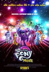 My Little Pony: The Movie Movie Poster
