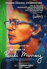My Name Is Pauli Murray Movie Poster