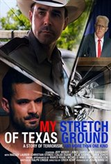My Stretch of Texas Ground Large Poster
