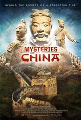 Mysteries of China IMAX 3D Movie Poster