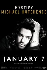 Mystify: Michael Hutchence Large Poster