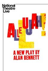 National Theatre Live: Allelujah! Large Poster