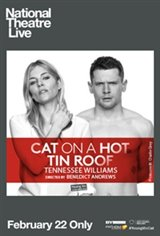 National Theatre Live: Cat on a Hot Tin Roof Movie Poster