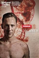 National Theatre Live: Coriolanus ENCORE Movie Poster