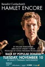 National Theatre Live: Hamlet Encore Screening Movie Poster