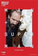 National Theatre Live: Man and Superman Movie Poster