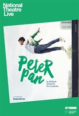 National Theatre Live: Peter Pan Movie Poster