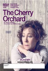 National Theatre Live: The Cherry Orchard Movie Poster