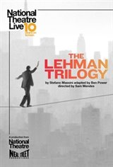 National Theatre Live: The Lehman Trilogy Large Poster