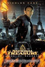 National Treasure: Book of Secrets Movie Poster