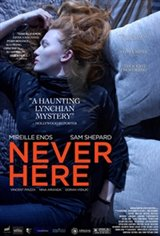 Never Here Large Poster