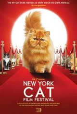New York Cat Film Festival Movie Poster