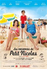 Nicholas on Holiday Movie Poster