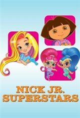 Nick Jr. Superstars Large Poster