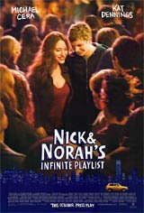 Nick & Norah's Infinite Playlist Movie Poster