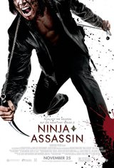 Ninja Assassin Movie Poster