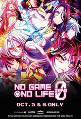 No Game, No Life Zero Movie Poster