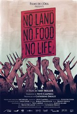No Land No Food No Life Movie Poster