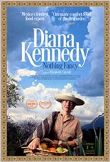 Nothing Fancy: Diana Kennedy Large Poster