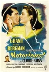 Notorious (1946) Movie Poster