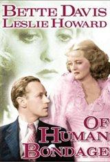 Of Human Bondage Movie Poster