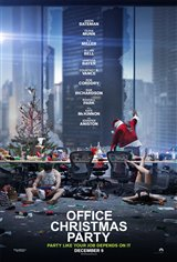Office Christmas Party Movie Poster Movie Poster