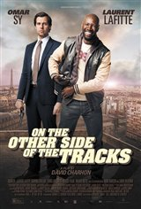 On the Other Side of the Tracks Large Poster
