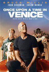 Once Upon a Time in Venice Movie Poster Movie Poster