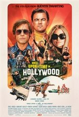 Once Upon a Time...in Hollywood: The IMAX Experience Movie Poster