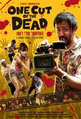 One Cut of the Dead (Kamera wo tomeruna!) Movie Poster