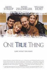 One True Thing Movie Poster