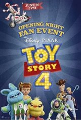 Opening Night Fan Event: Toy Story 4 Movie Poster