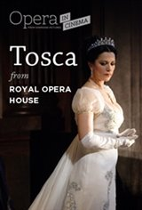 "Opera in Cinema: Royal Opera House's ""Tosca"" Movie Poster"