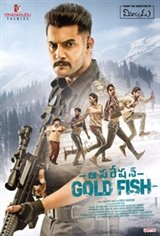 Operation Gold Fish Large Poster